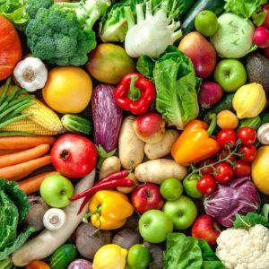 FRESH-FRUITS & VEGETABLES
